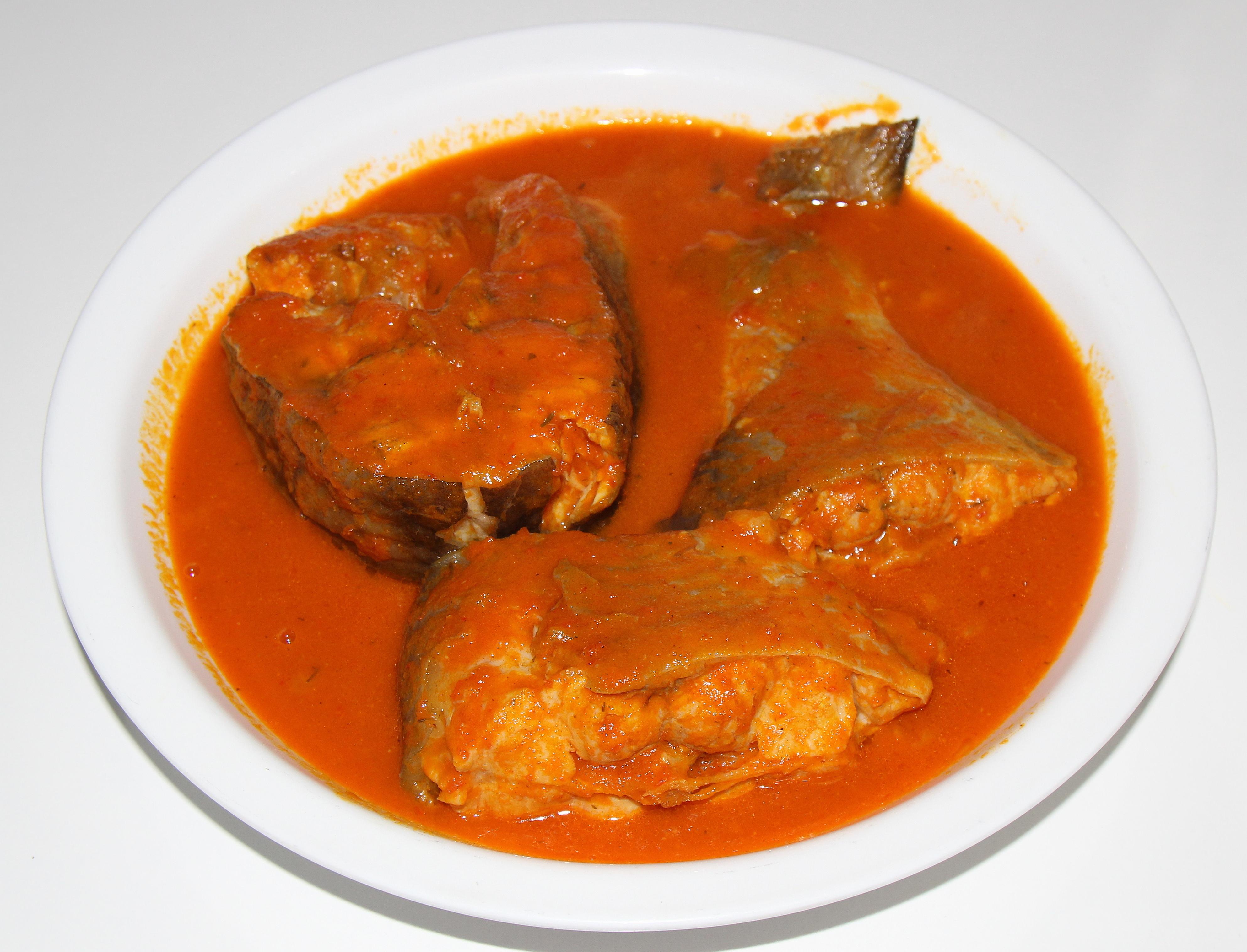 Fish stew wazokitchen for African fish stew