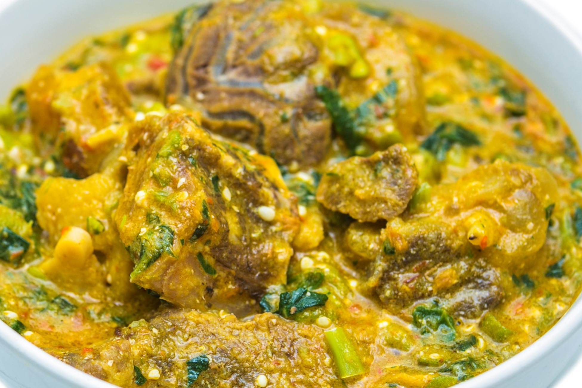 Soups and Stew Dishes