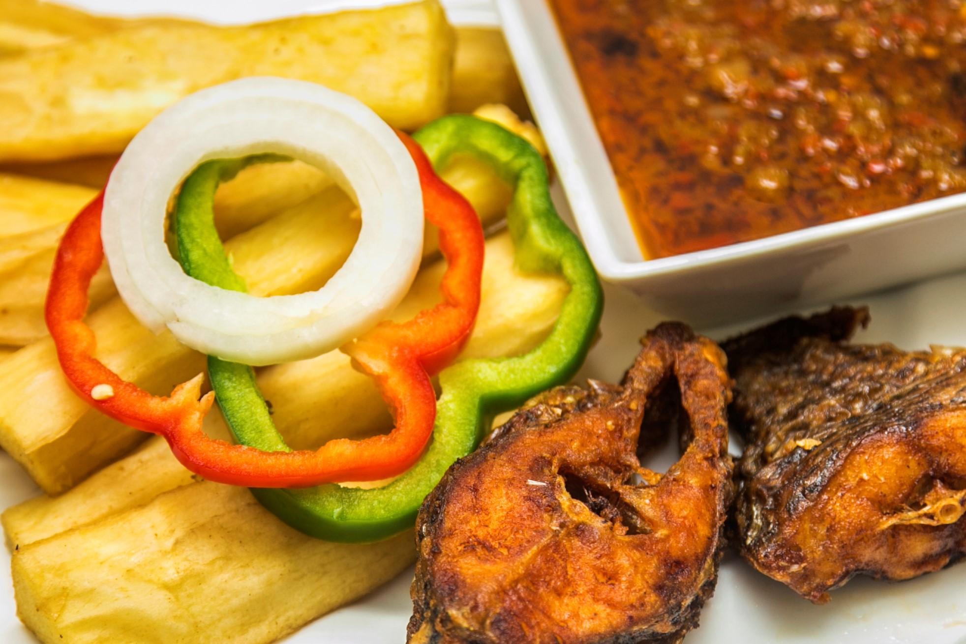 Yam Dishes
