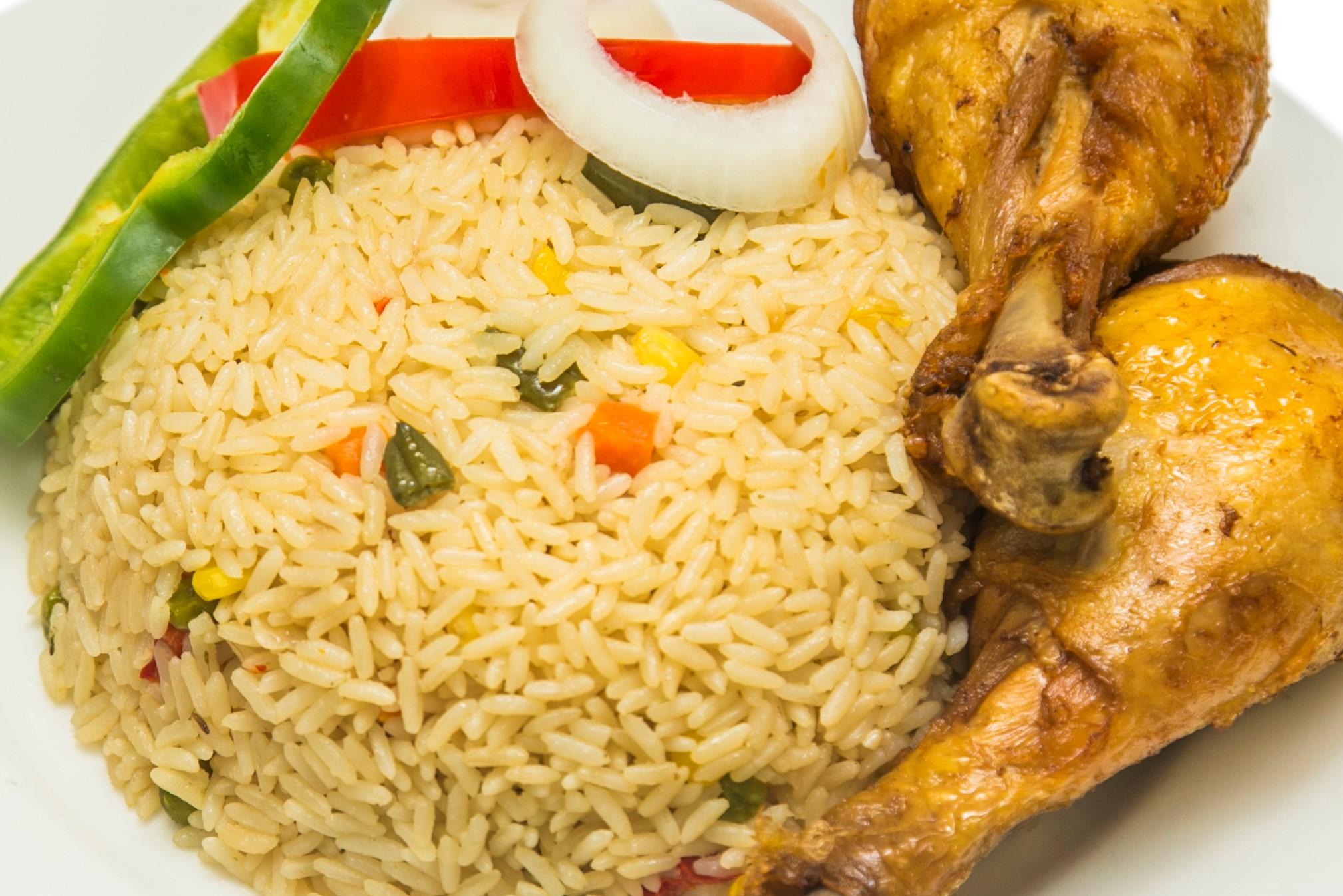 African Kitchen Gallery Menu
