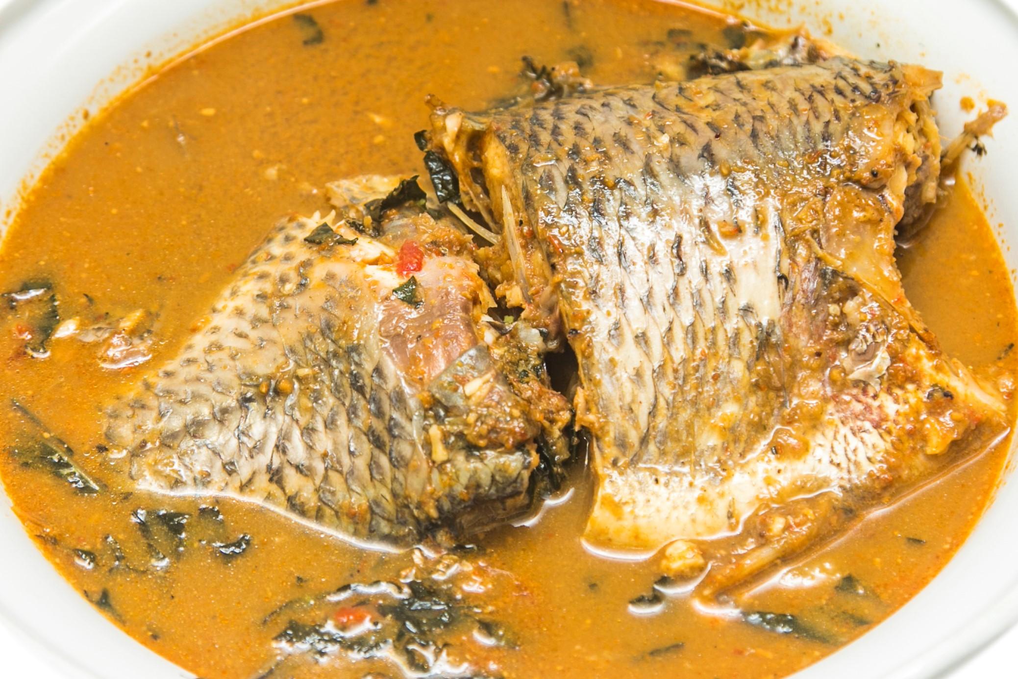 Fish Pepper-soup | wazokitchen